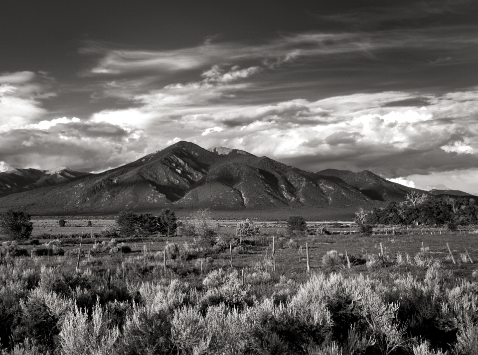 Gallery 25 - Taos Mountain