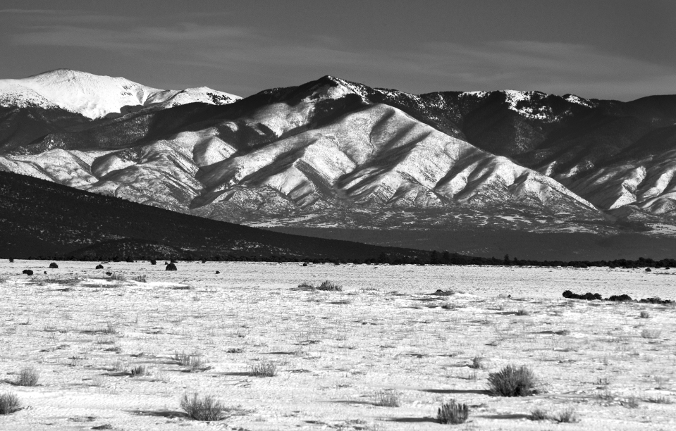 Gallery 437 - Taos Mountain