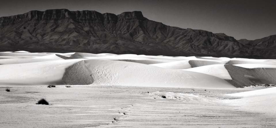 Gallery 9 - White Sands No. 1