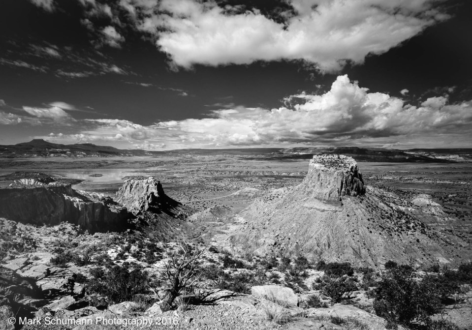 Gallery 149 B&W - Ghost Ranch