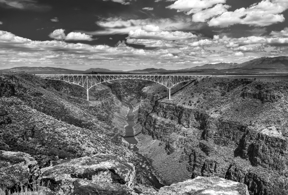 Rio Grand Gorge Bridge No. 1 V3 STEP 2