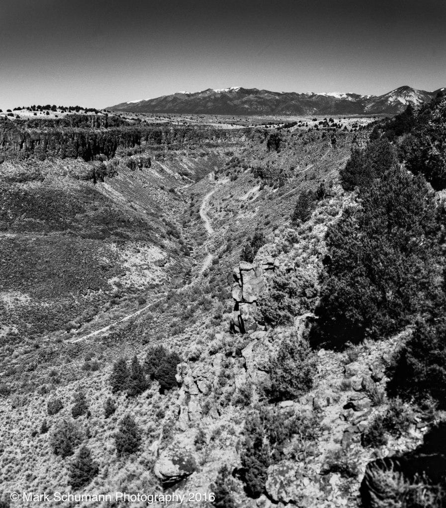 Rio Grande del Norte Nat. Monument South of Taos_031816