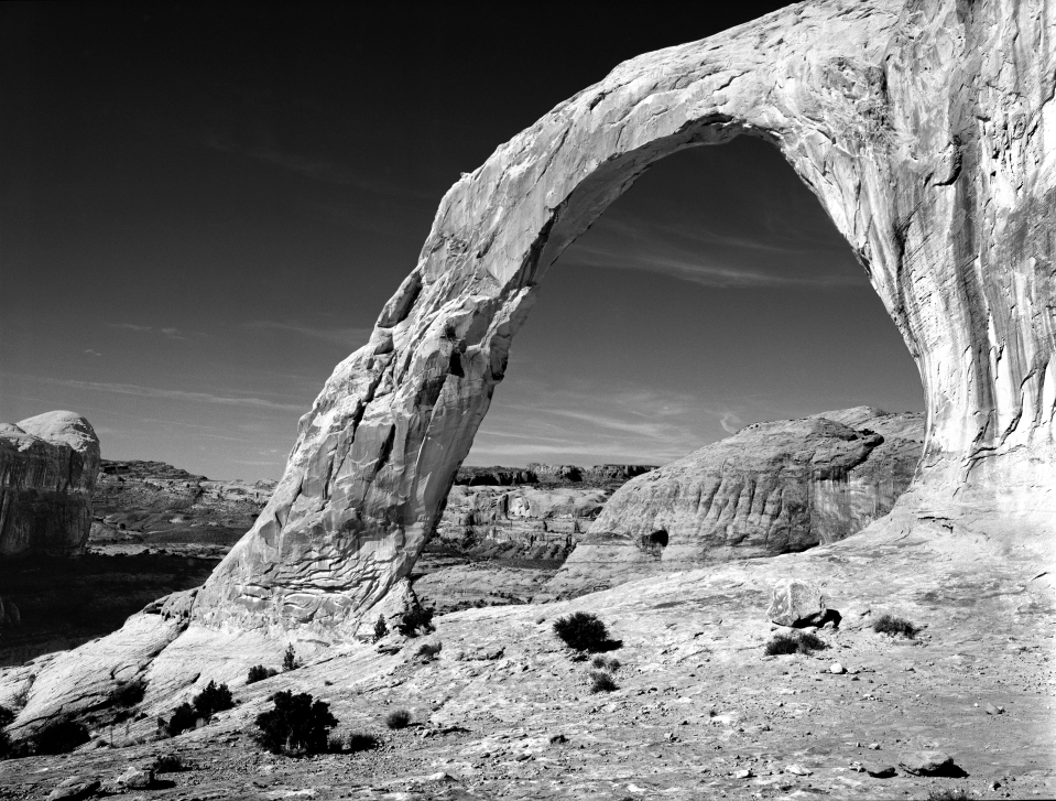 Bow Tie Arch - Moab, Utah